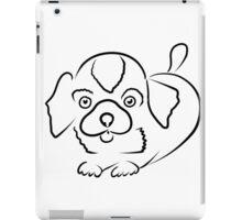 dog pen iPad Case/Skin