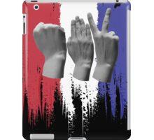 Democracy iPad Case/Skin