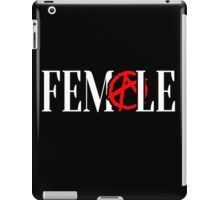 ANARCHY!-FEMALE iPad Case/Skin