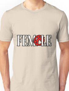 ANARCHY!-FEMALE Unisex T-Shirt