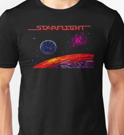 Starflight (Genesis Title Screen) Unisex T-Shirt