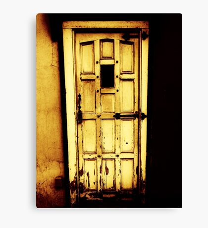 Doors of the World Series #4 Canvas Print