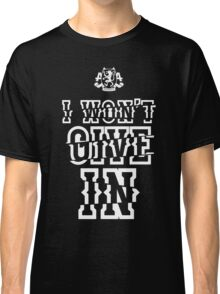 Asking Alexandria I won't give in the black album Classic T-Shirt