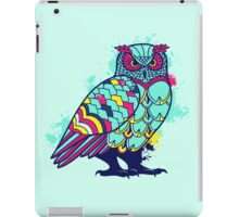 Geometric Owl  iPad Case/Skin
