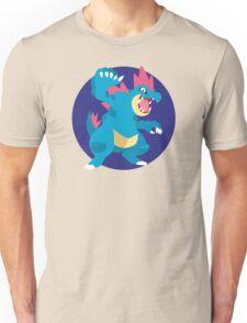 Feraligatr - 2nd Gen Unisex T-Shirt