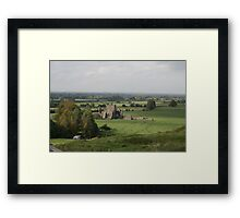 Ireland Countryside Framed Print