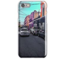 Rush Street iPhone Case/Skin