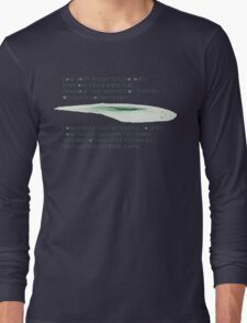 How Doth the Croc Long Sleeve T-Shirt