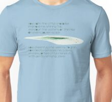 How Doth the Croc Unisex T-Shirt
