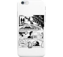 """Robbers"" by The 1975 iPhone Case/Skin"