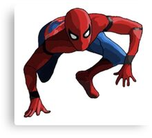 Homecoming Spider-Man Canvas Print