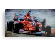 Formula Atlantic No. 64 Metal Print