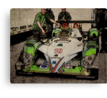 American LeMans 2008a Canvas Print