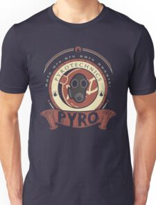 Pyro - Red Team Unisex T-Shirt