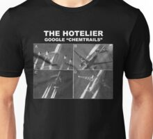 The Hotelier Google Chemtrails  Unisex T-Shirt