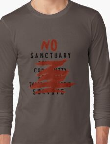 No Sanctuary Long Sleeve T-Shirt