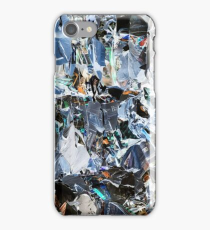 paper recycling iPhone Case/Skin