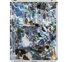 paper recycling iPad Case/Skin