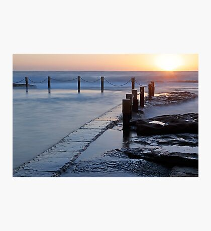 Greet the Morning Photographic Print