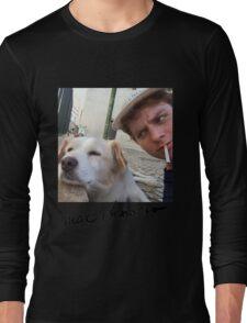 Big Mac with a dog  Long Sleeve T-Shirt