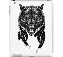 Dreamcatcher Wolf iPad Case/Skin