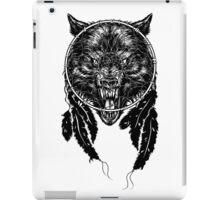 Dreamcatcher Wolf iPad Case/Skin