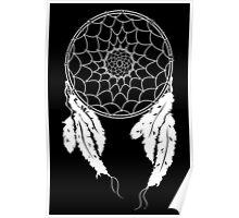 Dreamcatcher - Black Poster