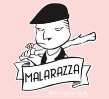 Malarazza Logo Mono Kids Tee