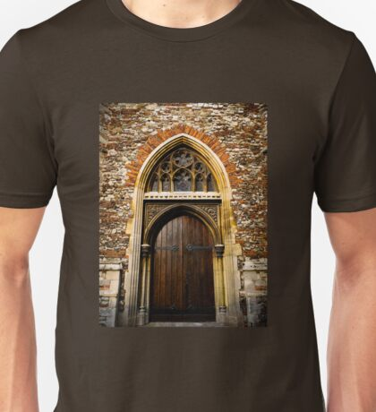 Doors of the World Series #6 Unisex T-Shirt