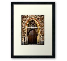 Doors of the World Series #6 Framed Print