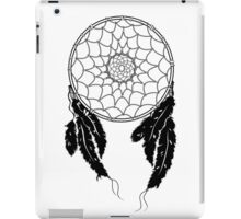 Dreamcatcher - White iPad Case/Skin