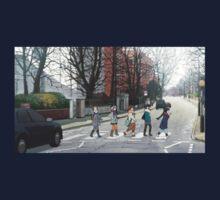 Abbey Road - K-ON! by 84k4r00n5