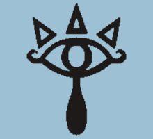 Shiekah Symbol by legendofcaz612