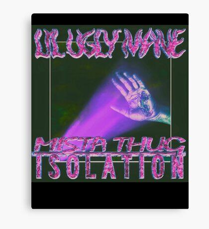 Mista Thug Isolation Purple  Canvas Print