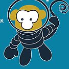 Space Monkey by Compassion Collective