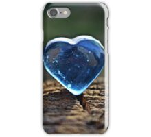 Heart wood iPhone Case/Skin