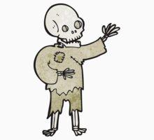 spooky skeleton by Matthew Britton
