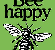 Bee Happy Beekeeper Design by theshirtshops