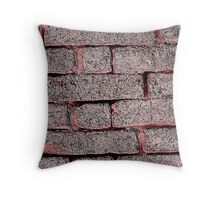 old wall Throw Pillow