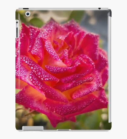 Rose Bling iPad Case/Skin