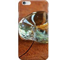Heart wood  iPhone Case/Skin