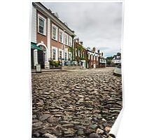 Cathedral Close, Exeter Poster