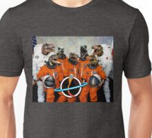 Dinosaurs... IN SPACE!! Unisex T-Shirt