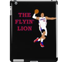 The Flyin' Lion iPad Case/Skin