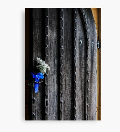 Doors of the World Series #9 Canvas Print