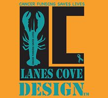 Lane Cove Design supports Cancer research Unisex T-Shirt