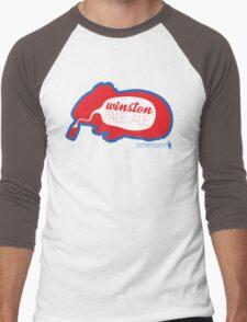Shenanigans - Winston Pale Ale Men's Baseball ¾ T-Shirt