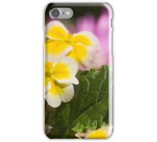 Yellow Velvet iPhone Case/Skin