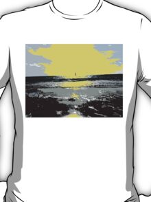 LIGHTHOUSE ON THE HORIZON T-Shirt