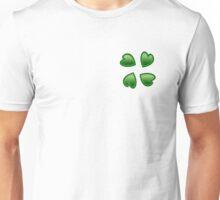 4chan Clover Logo Unisex T-Shirt